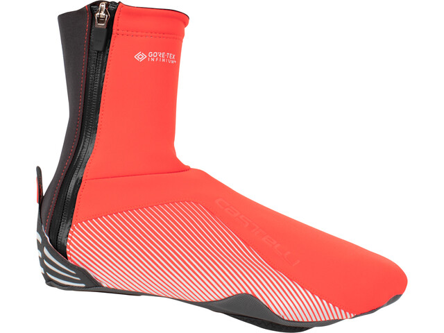Castelli Dinamica W Shoe Covers Women red